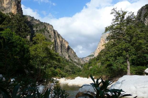 Wanderreise Sardinien