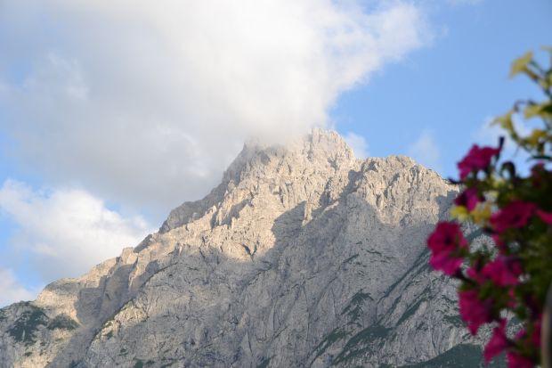 Berge Bei Der Wanderreise In Den östlichen Dolomiten