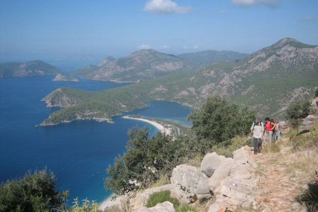 Wanderreise Lykien Türkei