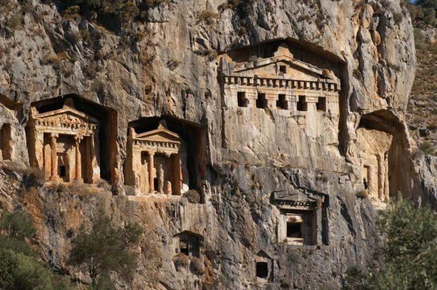 Wanderreise Lykien Türkei ©Mediterrana Tours