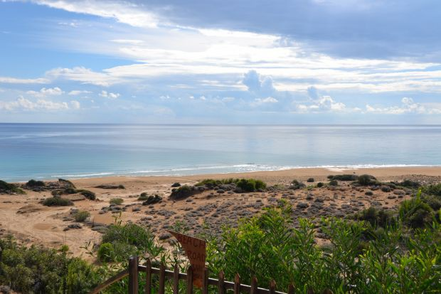 Strandidylle Bei Der Wanderreise Nordzypern