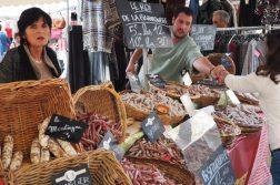 Markt in der Provence
