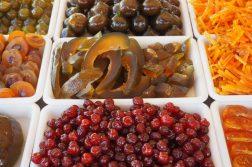 süße Früchtchen auf dem Markt in der Provence