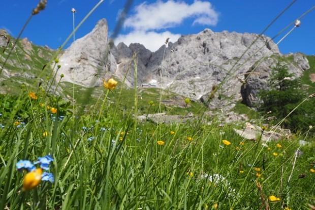 Wanderreise Dolomiten Sappada