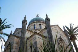 orthodoxe Kirche in Herzog Novi Montenegro