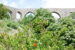 geführte Wanderreise Montenegro Aquädukt in Stari Bar