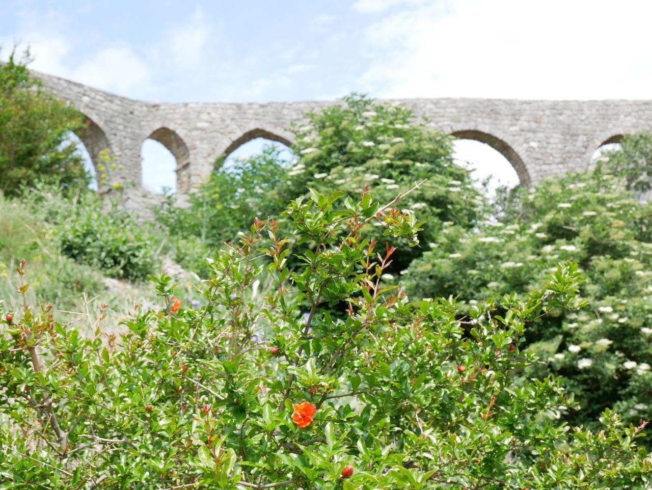 Aquädukt In Stari Bar