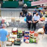 Markt in Stari Bar Montenegro