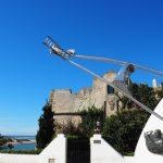 Südportugal Festung in Milfontes