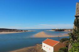 geführte Wanderreise Südportugal Mündung Rio Mira