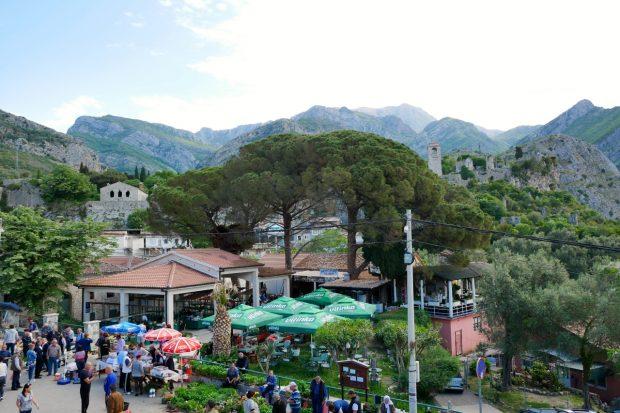 Markt In Stari Bar