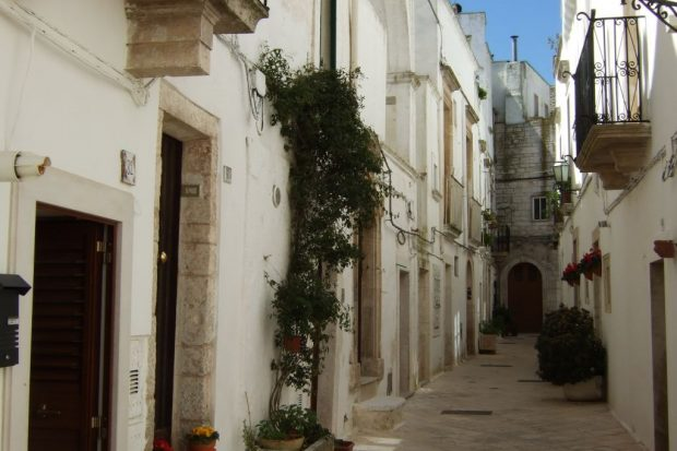 Geführte Wanderreise Apulien