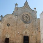 geführte Wanderreise Apulien Kathedrale in Ostuni