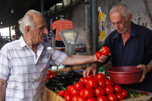 Markt Georgien (2)