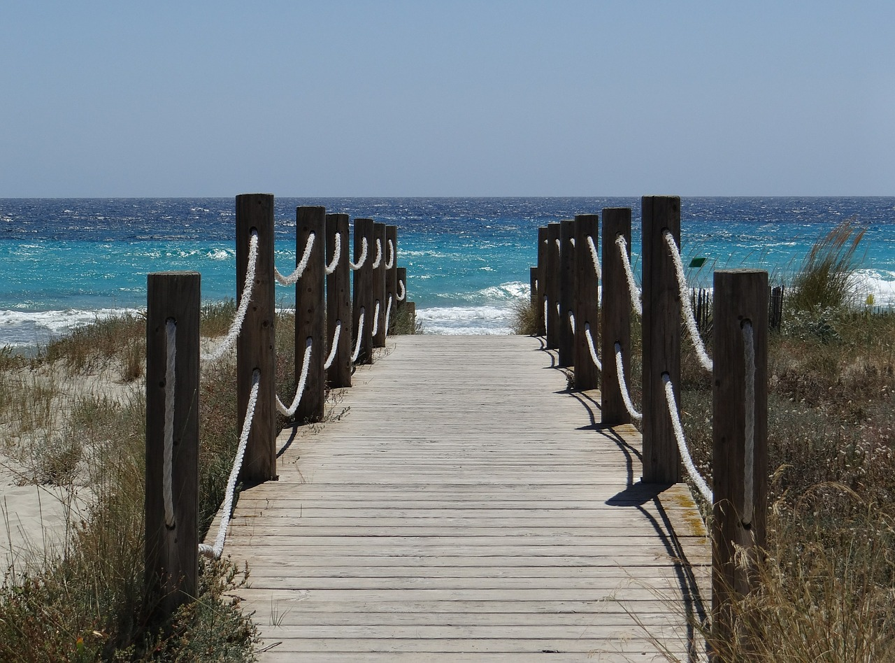 Menorca Strand