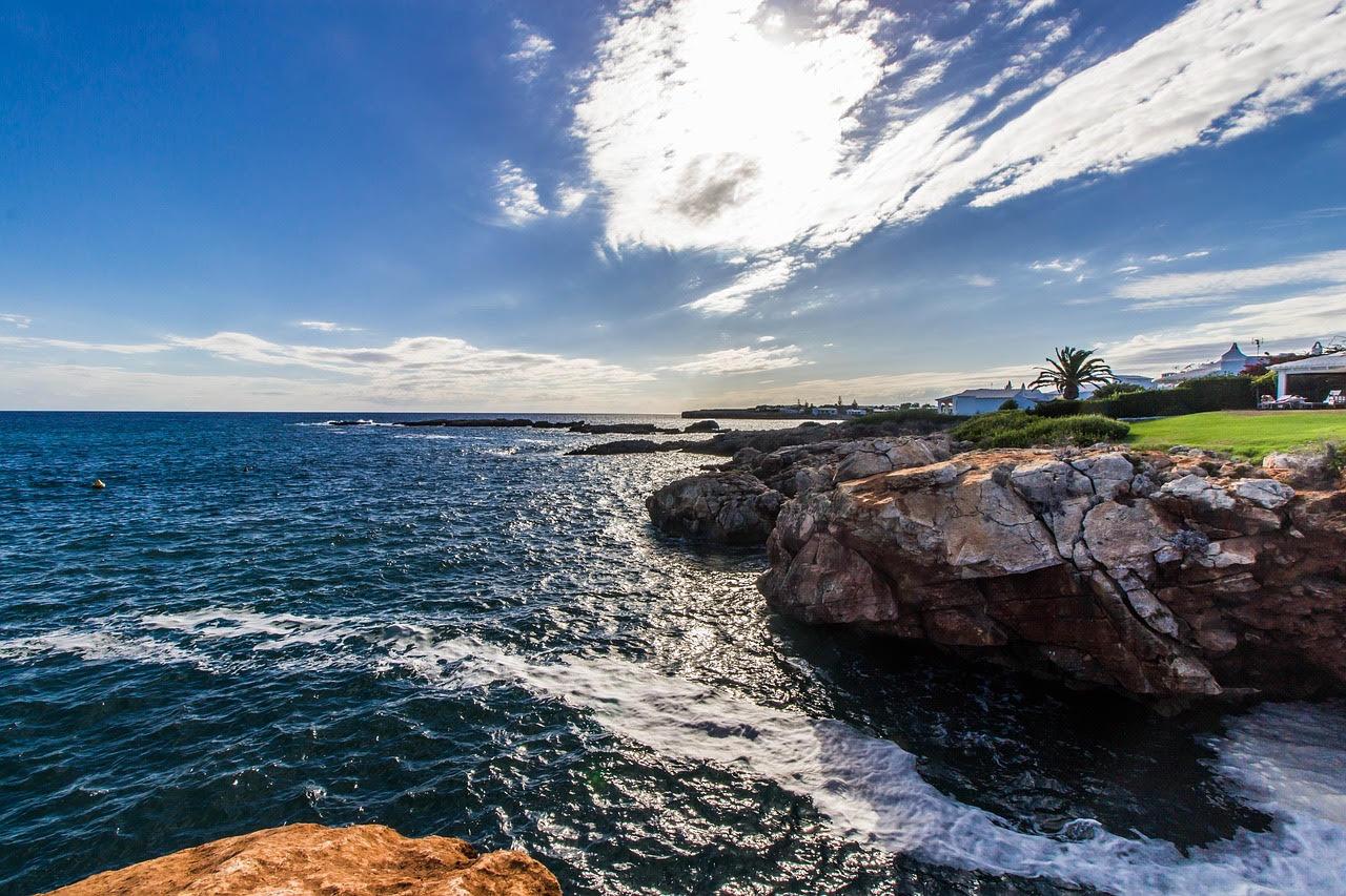 Wanderreise Menorca Meer