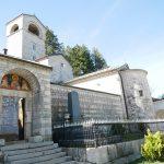 orthodoxes Kloster in der alten Hauptstadt Cetinje
