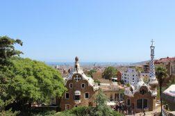 Blick auf Barcelona