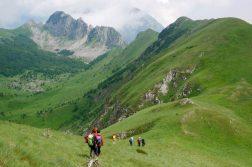 Wandern im Sutjeska Nationalpark