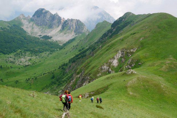 Gruppen Wanderreise Bosnien