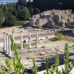 antike Stätte Griechenland