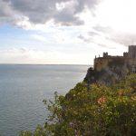 geführte Wanderreise Triest Schloss Duino Beginn des Rilke Weges