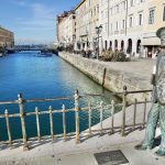 James Joyce am Canale Grande in Triest