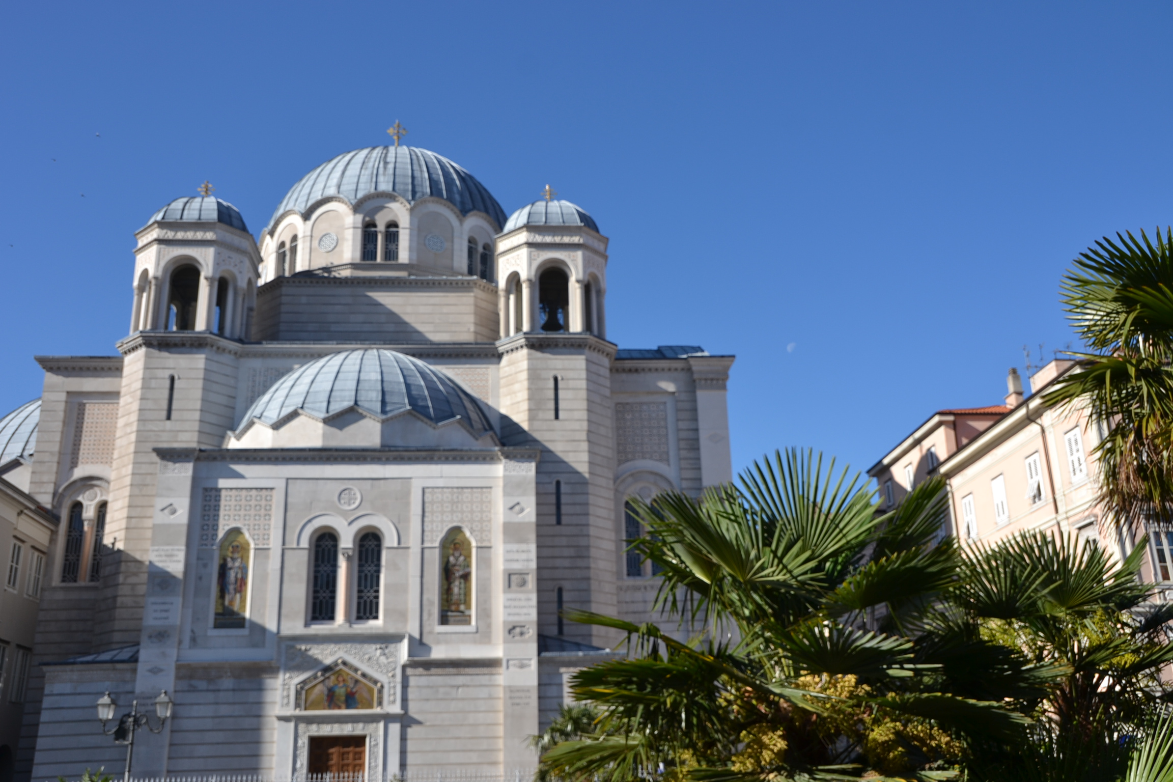 Orthodoxe Kirche In Triest