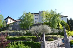 Kapuzinerkloster Castelmonte auf der Wanderreise Friaul