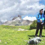 geführte Wanderreise Dolomiten unsere Wanderführer