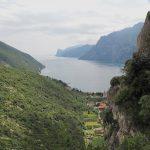 geführte Wanderreise Gardasee Blick auf das Nordufer