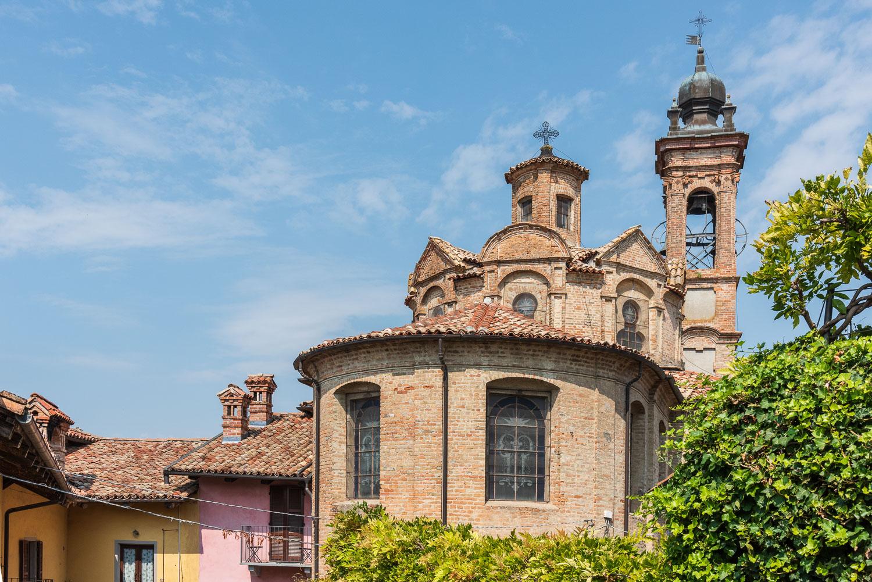 Kirche Im Piemont