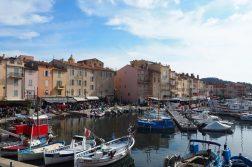 am Hafen von St.Tropez