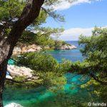 kleiner Hafen in Cassis an der Cote 'Azur