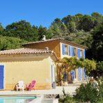 geführte Wanderreise Provence eine unserer kleinen Pensionen