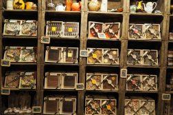 Schokolade und andere Leckereien
