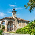 geführte Wanderreise Piemont kleine Kapelle am Wegesrand