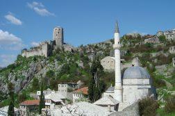 Alter osmanischer Ort bei Mostar