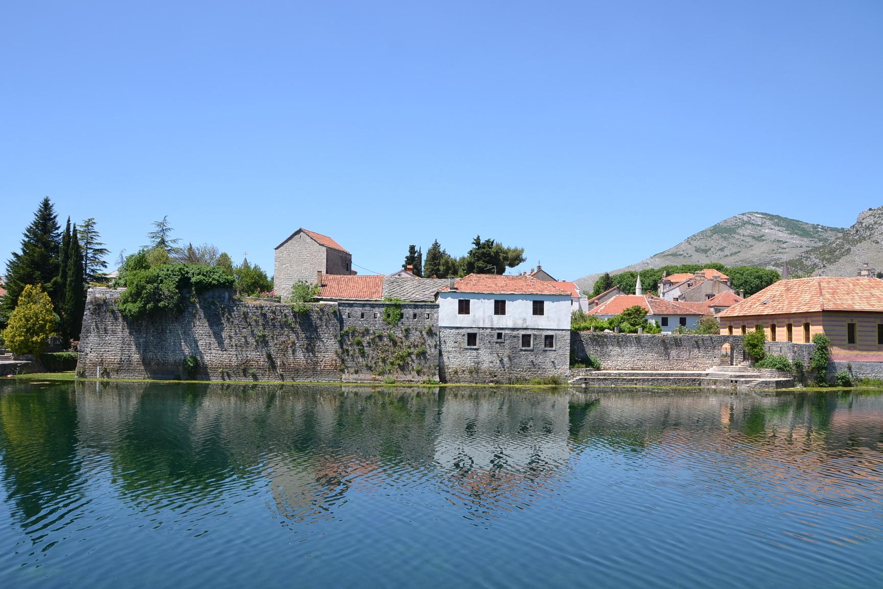 Altstadt Von Trebinje Bosnien-Herzegowina