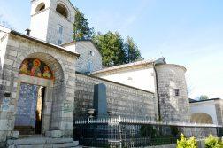 geführte Wanderreise Montenegro orthodoxes Kloster in Cetinje