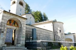 orthodoxes Kloster in Cetinje Montenegro