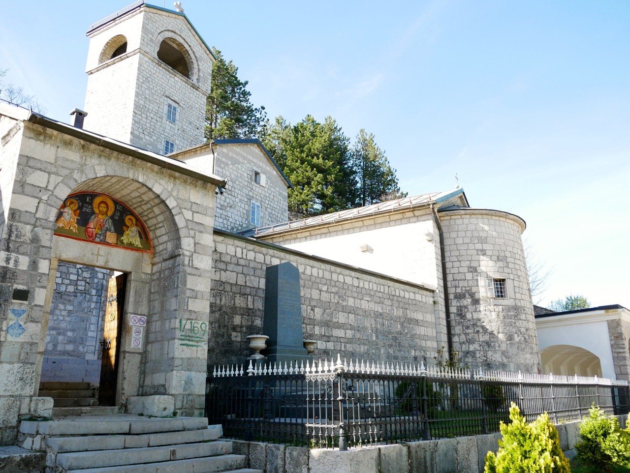 Orthodoxes Kloster In Cetinje