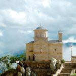 kleine orthodoxe Kirche in Montenegro
