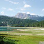 Wanderreise Montenegro Schwarzer See im Durmitor Nationalpark