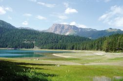 Schwarzer See im Durmitor Nationalpark
