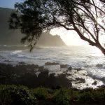 geführte Wanderreise Teneriffa Bucht mit tosenden Wellen