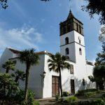 Kirche auf Teneriffa