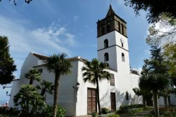 geführte Wanderreise Kanaren Kirche Teneriffa