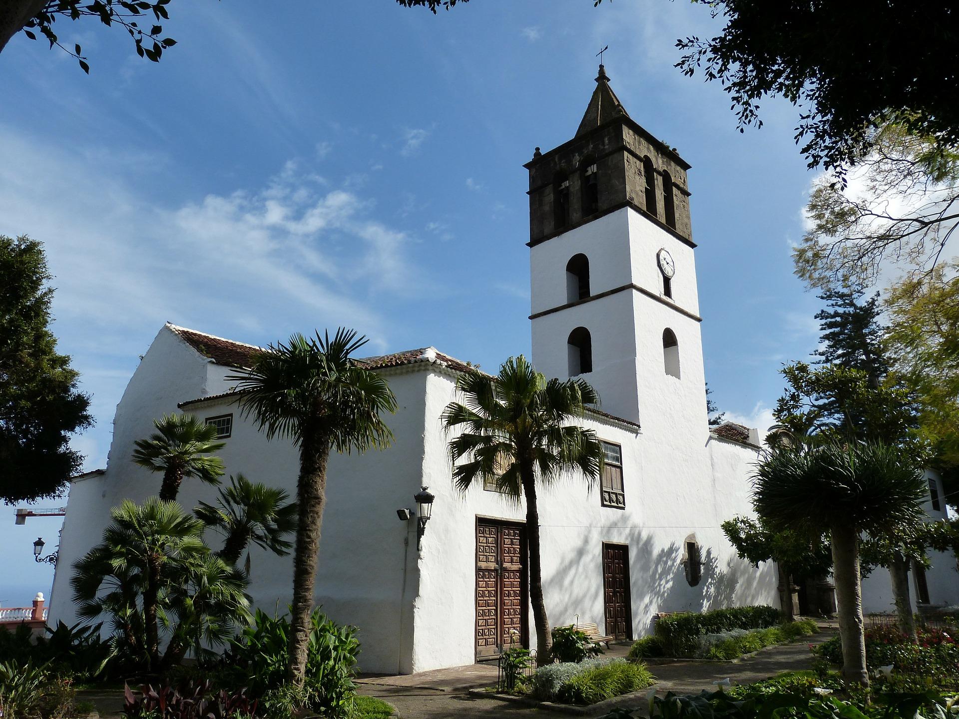 Kirche Teneriffa