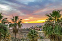 geführte Wanderreise Kanaren Sonnenuntergang auf Teneriffa